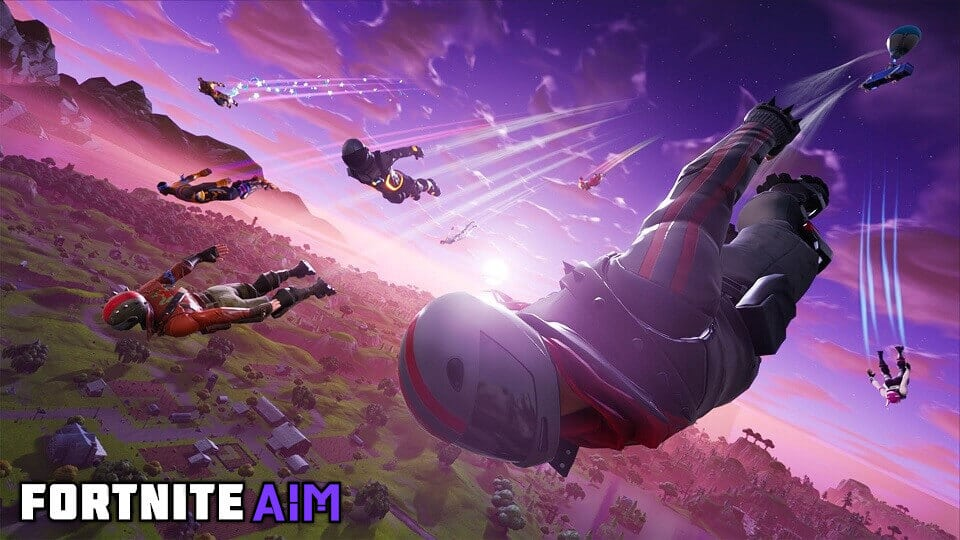private Fortnite cheats with aimbot and ESP